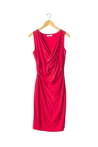 Robe mi-longue rouge ZAPA pour femme
