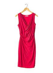 Robe mi-longue rouge ZAPA pour femme seconde vue