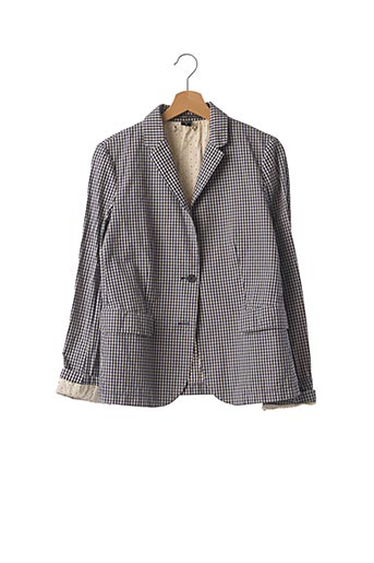 Veste chic / Blazer bleu MAISON SCOTCH pour femme