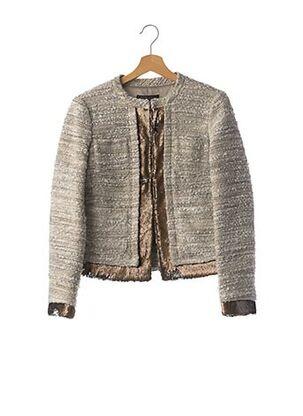 Veste casual gris TWINSET pour femme