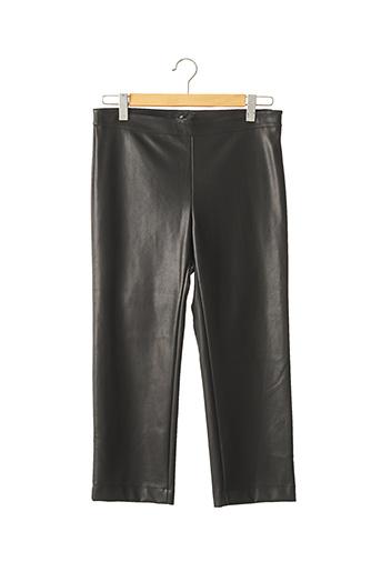 Pantalon chic noir COMPAGNIA ITALIANA pour femme