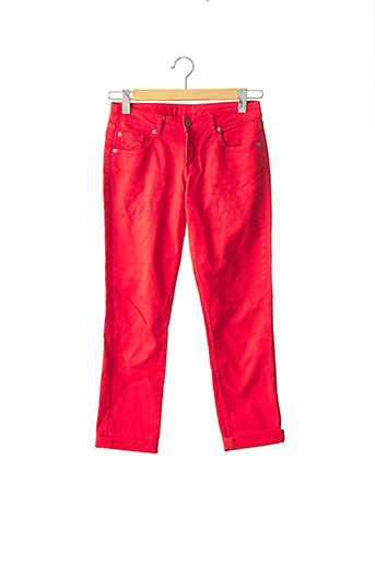 Pantalon casual rouge PAUL & JOE pour femme