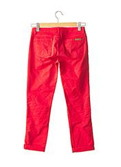 Pantalon casual rouge PAUL & JOE pour femme seconde vue