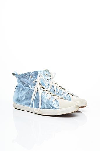 Baskets bleu PAUL SMITH pour femme