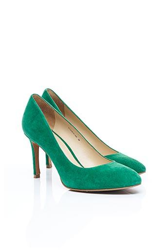 Escarpins vert EVELINA KHROMTCHENKO pour femme