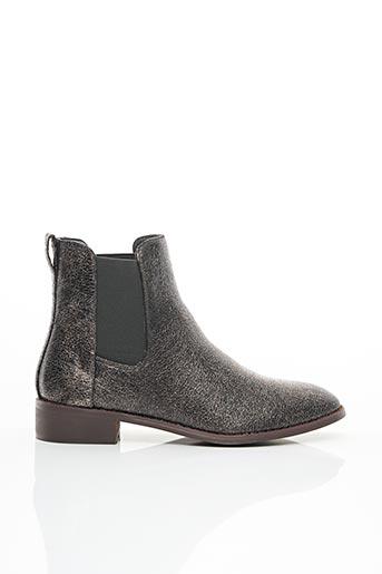 Bottines/Boots violet VANESSA WU pour femme