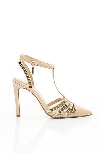 Sandales/Nu pieds beige LIU JO pour femme