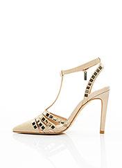 Sandales/Nu pieds beige LIU JO pour femme seconde vue
