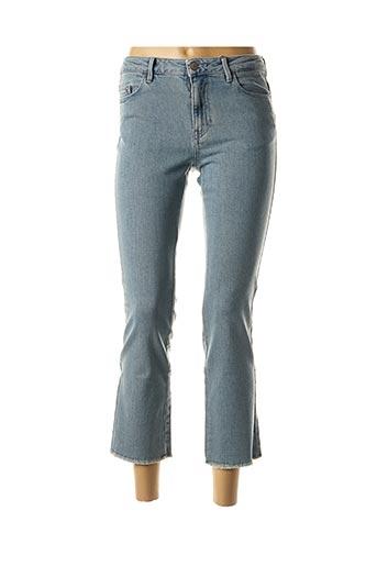 Jeans bootcut bleu KANOPE pour femme