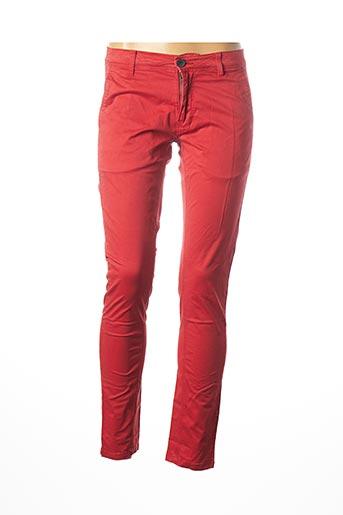 Pantalon casual rouge ANTONY MORATO pour homme