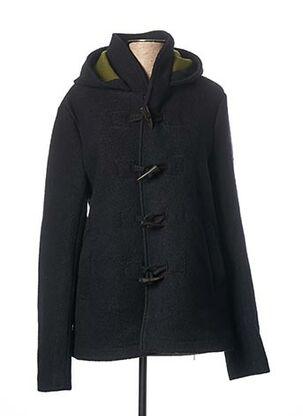Manteau court bleu SCOTCH & SODA pour femme
