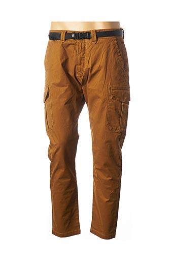 Pantalon casual marron SALSA pour homme