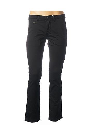 Pantalon casual noir GUESS pour homme