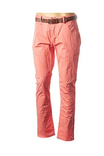 Pantalon casual rose SALSA pour homme