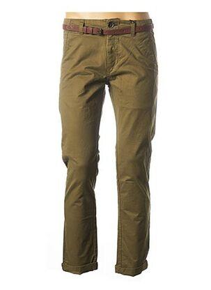Pantalon casual vert DSTREZZED pour homme