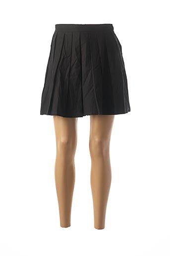 Short noir DAPHNEA pour femme