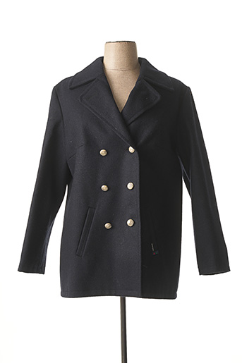 Manteau court bleu DALMARD MARINE pour femme