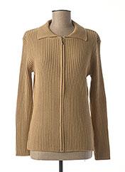 Veste casual beige FELINO pour femme seconde vue