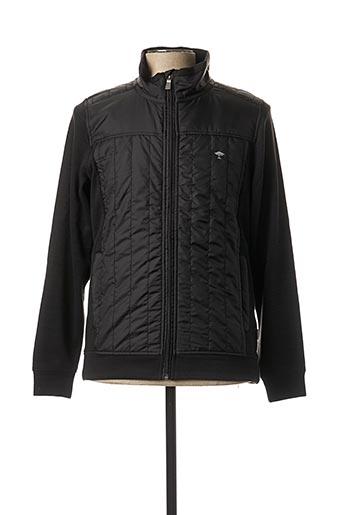 Veste casual noir FYNCH-HATTON pour homme