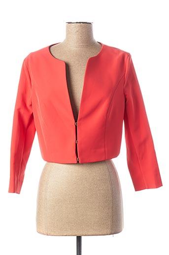 Veste casual rose KOCCA pour femme