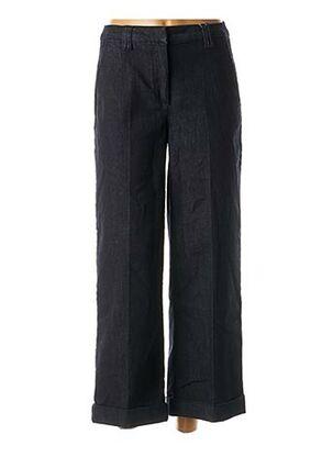 Jeans coupe large bleu CECIL pour femme