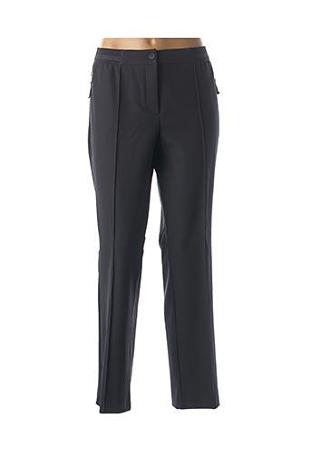 Pantalon chic bleu BETTY BARCLAY pour femme