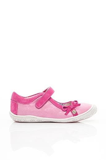 Ballerines rose KOUKI pour fille