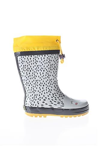 Bottes jaune TUC TUC pour fille
