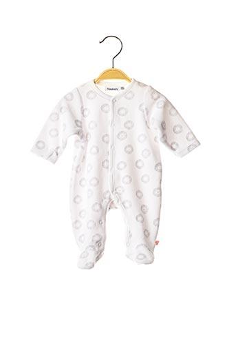 Pyjama blanc NOUKIE'S pour garçon