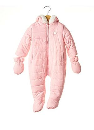 Combi-pantalon rose LOSAN pour fille
