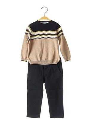Pull/pantalon bleu MAYORAL pour garçon