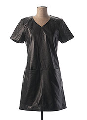 Robe courte noir ROSE GARDEN pour femme seconde vue