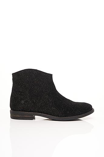 Bottines/Boots noir ACEBOS pour femme
