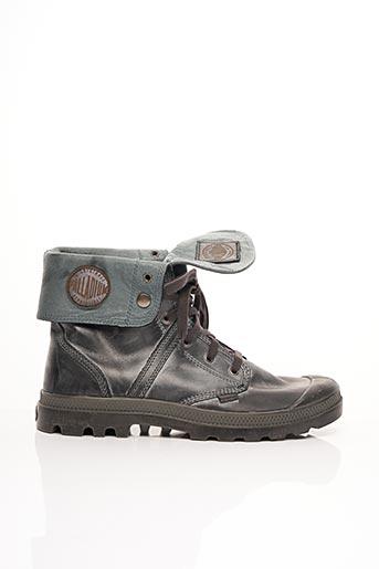 Bottines/Boots bleu PALLADIUM pour homme