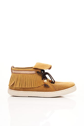 Bottines/Boots marron VICTORIA pour femme