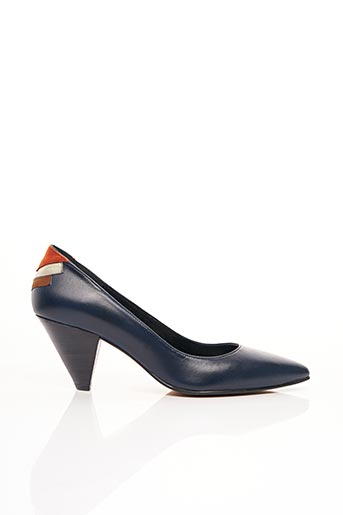 Escarpins bleu CARDENAL pour femme
