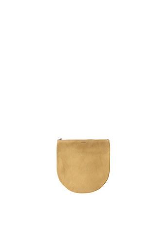 Pochette jaune BAGGU pour femme