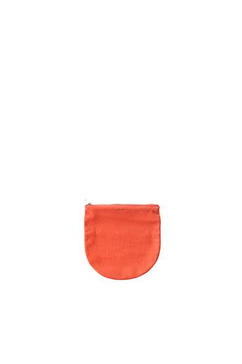 Pochette orange BAGGU pour femme
