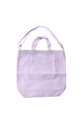 Sac violet BAGGU pour femme