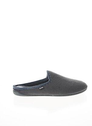 Chaussons/Pantoufles gris DIM pour homme