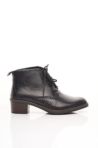 Bottines/Boots noir ALTEX pour femme