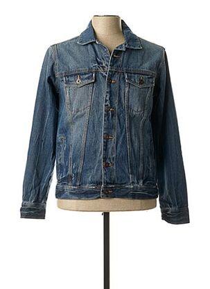 Veste en jean bleu ALCOTT pour homme