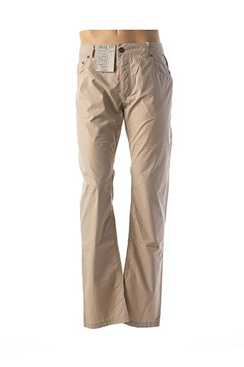 Pantalon casual beige ALCOTT pour homme