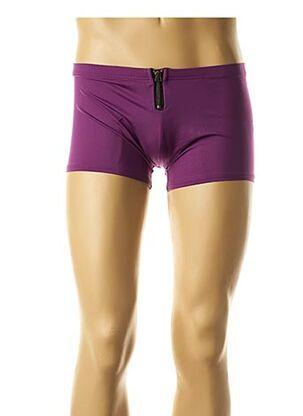 Shorty/Boxer violet BODYART pour homme