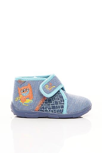 Chaussons/Pantoufles bleu GBB pour garçon