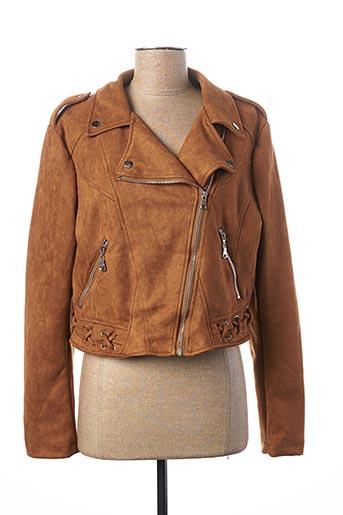Veste casual marron MOLLY BRACKEN pour femme