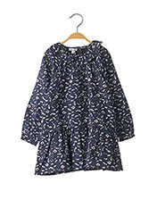 Robe mi-longue bleu ABSORBA pour fille seconde vue