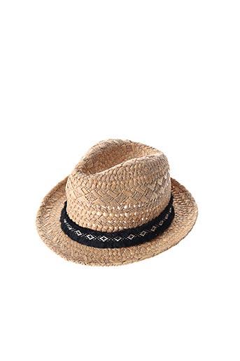 Chapeau beige CHIPIE pour fille