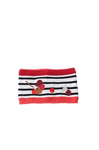 Echarpe rouge CATIMINI pour enfant