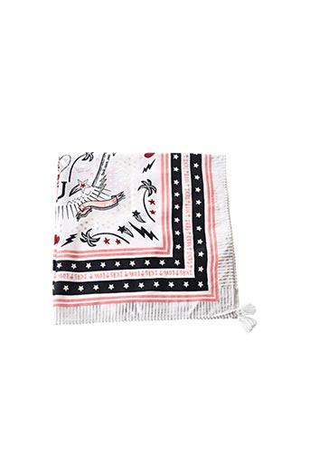 Foulard blanc IKKS pour femme